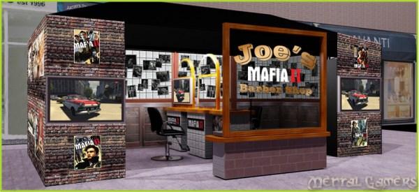 Mafia II Barber Shop