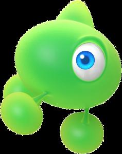 Sonic Green Wisp