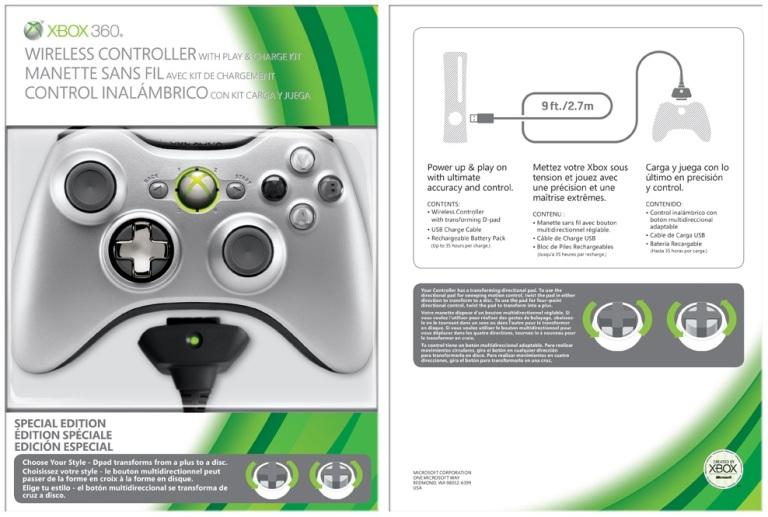 SilverWirelessPad