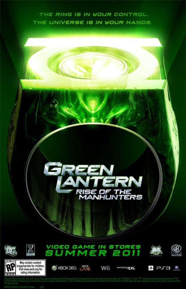 Green Lantern Teaser