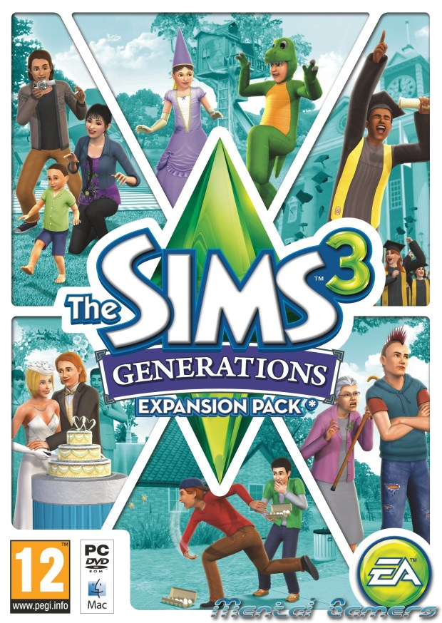 TheSims3GensPack