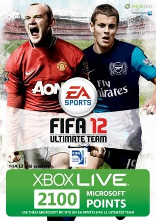 FIFA 12 2100 MSP