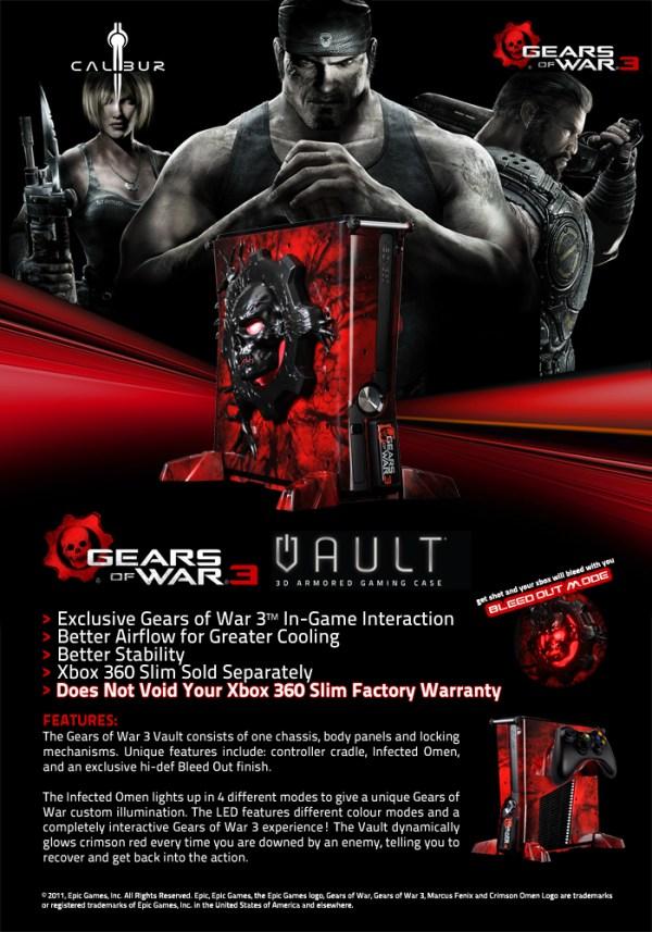 Gears of War 3 Vault