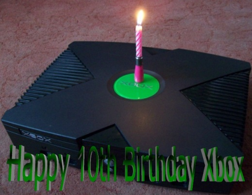 Happy Birthday Xbox