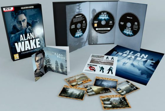 Alan Wake PC Limited Edition