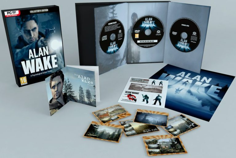 Alan Wake PC Limited Edition