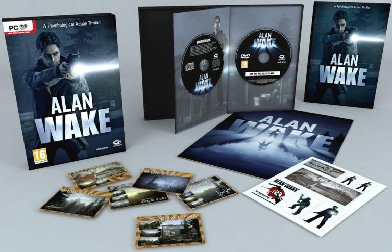 Alan Wake PC Standard Edition