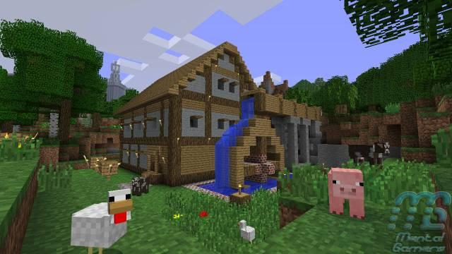 Minecraft X360 04