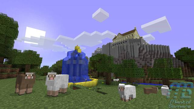 Minecraft X360 05