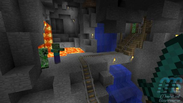 Minecraft X360 06
