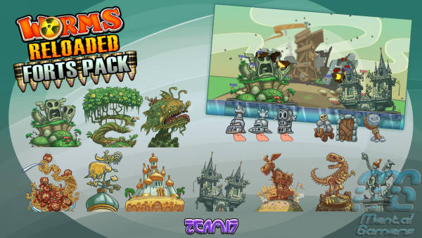Worms Reloaded GOTY 01