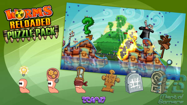 Worms Reloaded GOTY 03