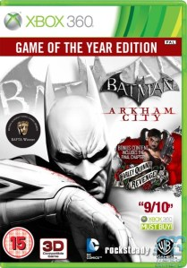 Batman Arkham City X360 Pack