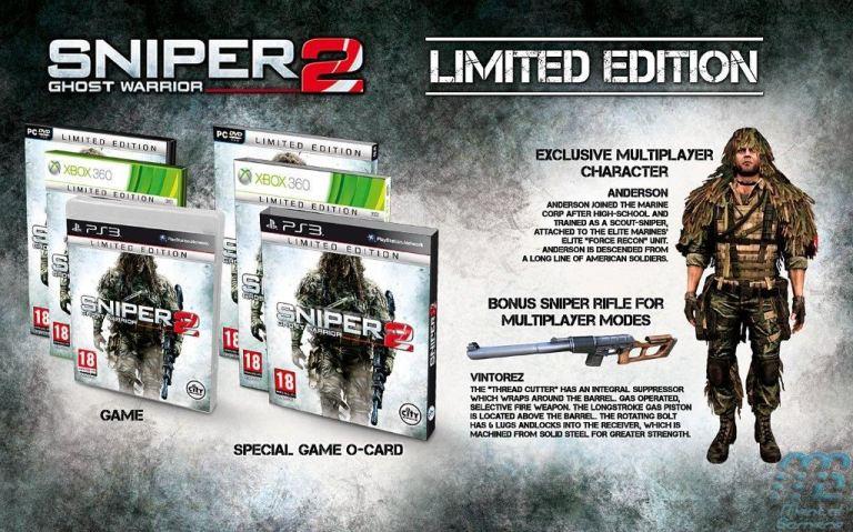 Sniper 2 LE