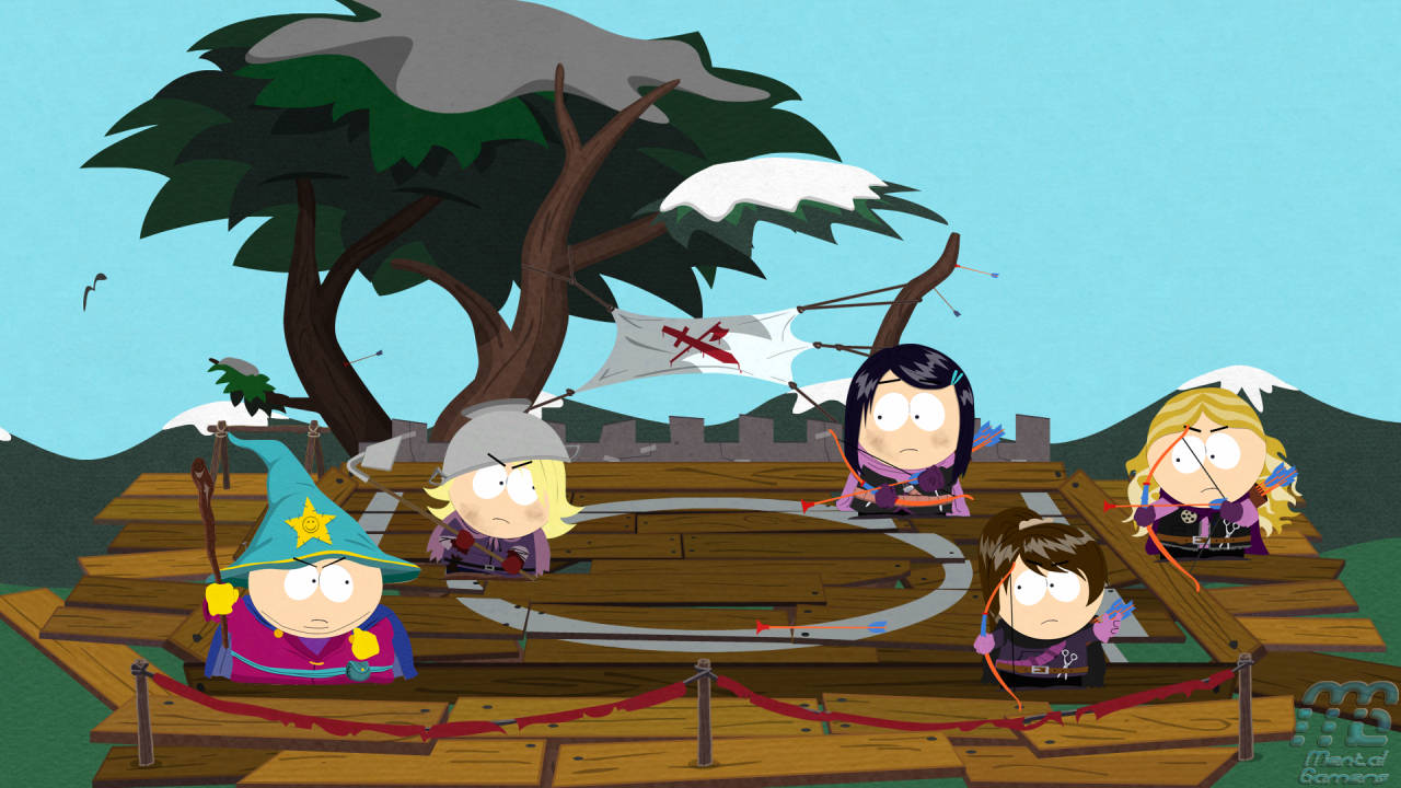 South Park Pro Gamer South Park Sot 01 South Park