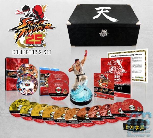 SF 25th Box Contents