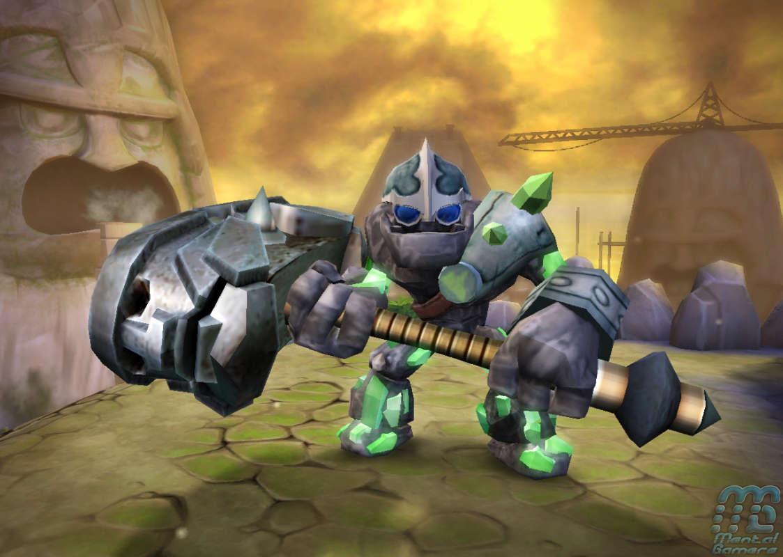 Skylanders Giants Crusher 01