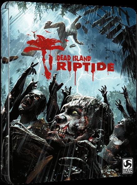 Dead Island Riptide Steelbook Edition