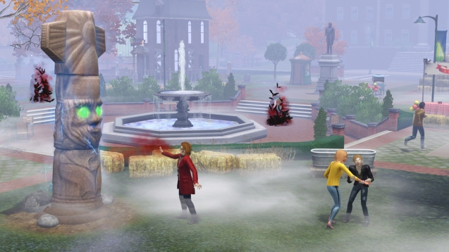 The Sims 3 Weather Stone 03