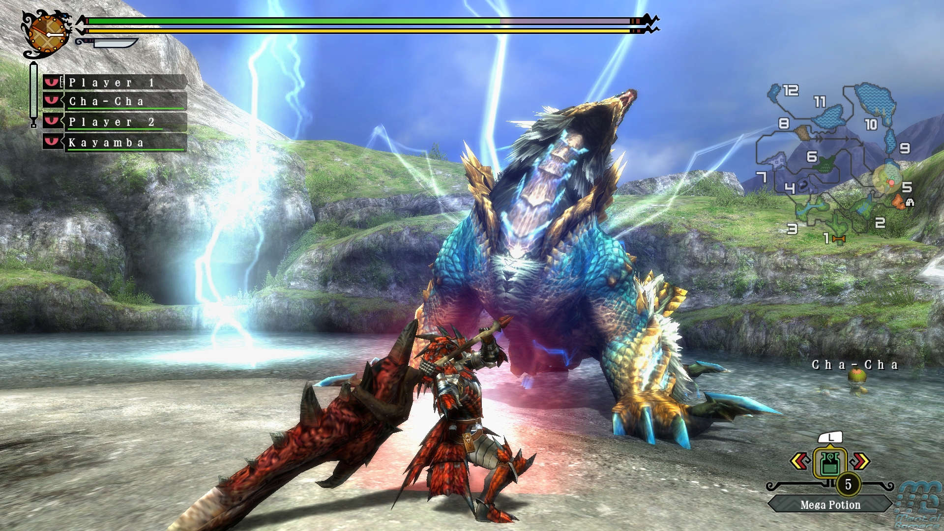 Monster Hunter 3 Ultimate 09