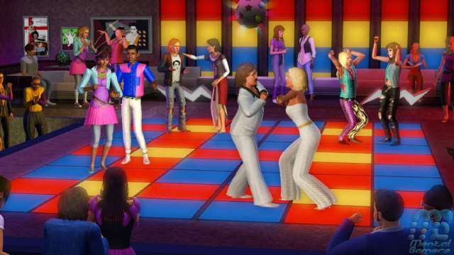 The Sims 3 70s 80s 90s Stuff 05