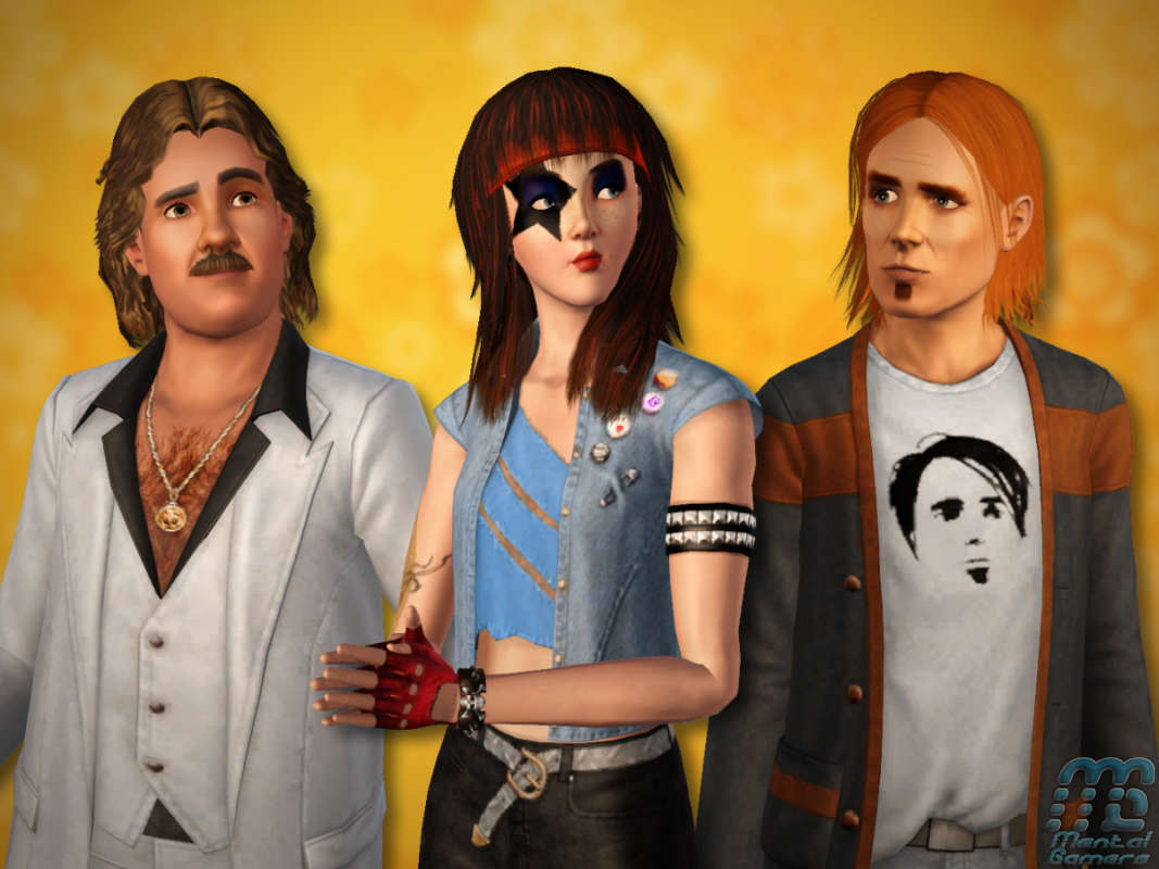 The Sims 3 70s 80s 90s Stuff 06