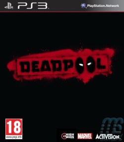 Deadpool Pack PS3