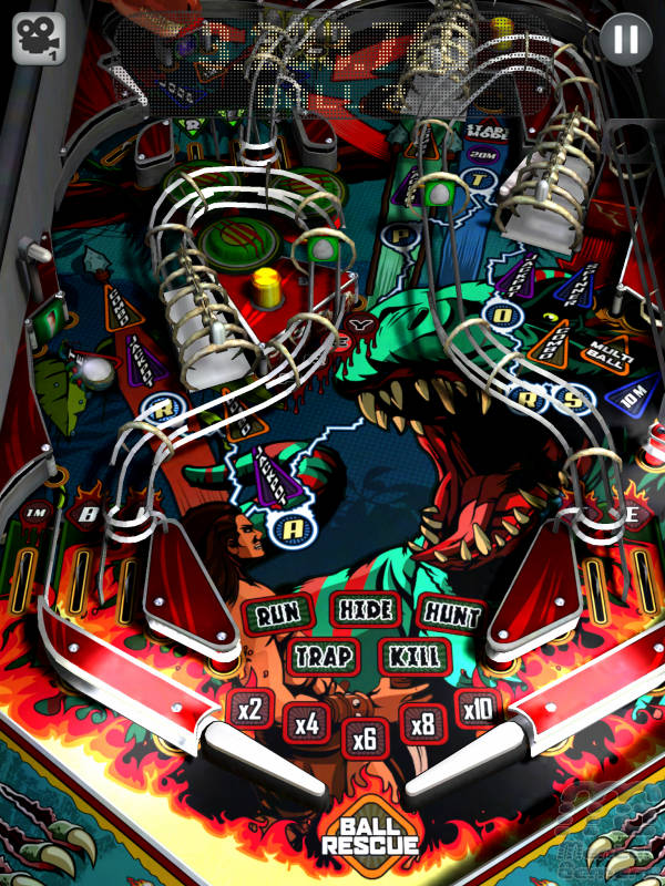 Pure Pinball iPad 01
