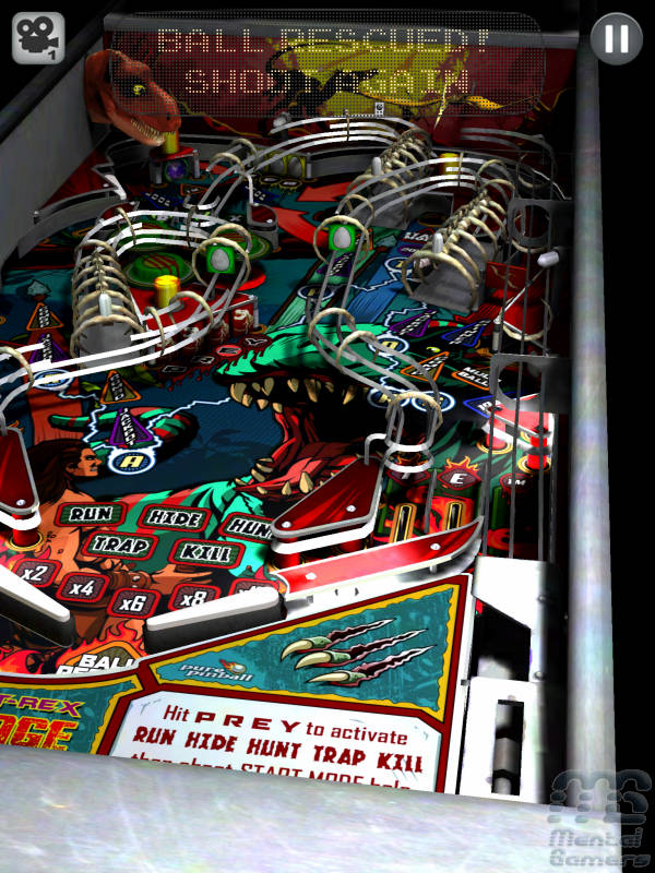 Pure Pinball iPad 02