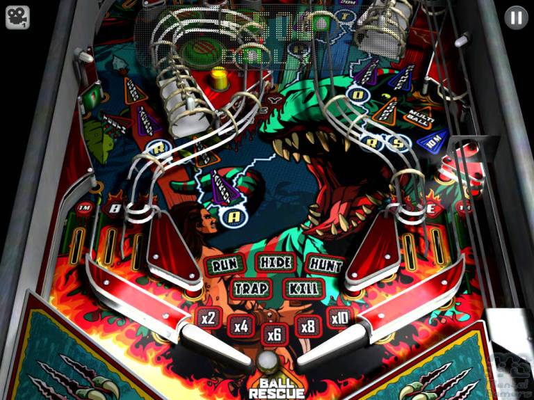 Pure Pinball iPad 03