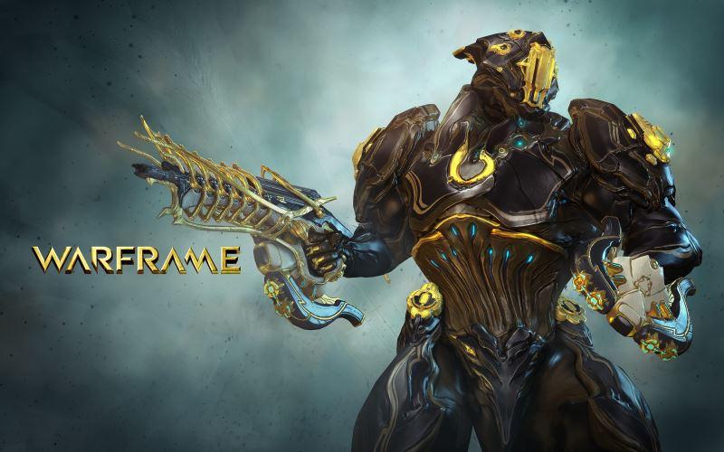 Warframe Rhino Prime