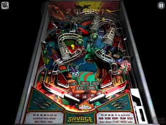 Pure Pinball T-Rex Savage
