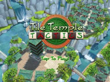 Tile Temple Tactics