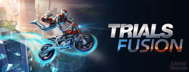 Trials Fusion E3 Art