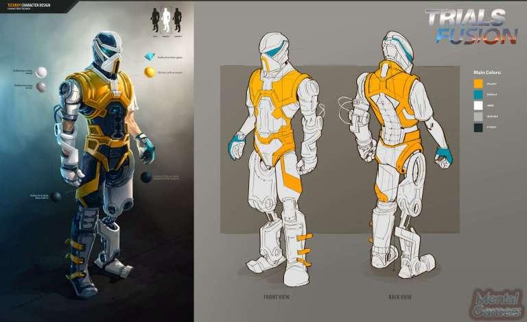 Trials Fusion E3 Art