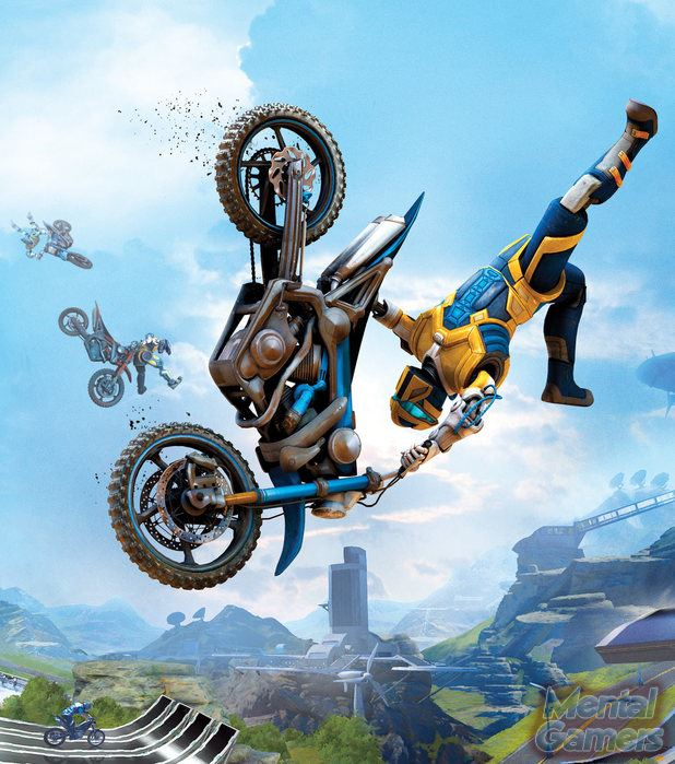 Trials Fusion Ride On Artwork