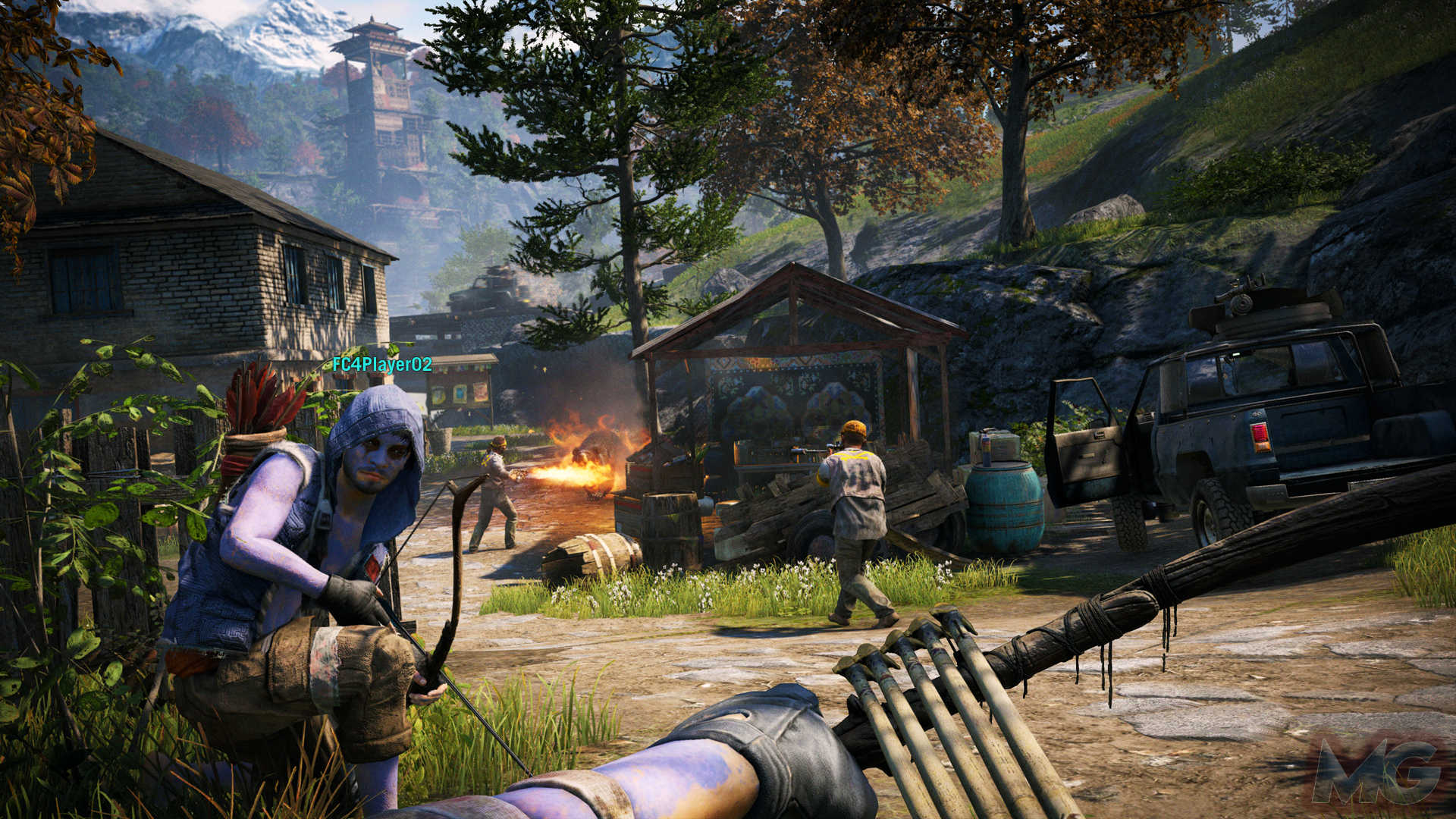 Far Cry 4 S Pvp Explained Mgaceman S Mental Gamers