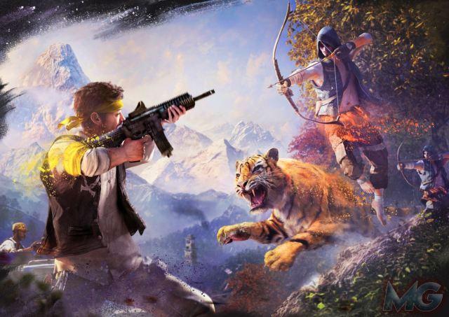 Far Cry 4 PvP