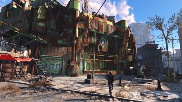 Fallout 4 Citadel