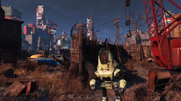 Fallout 4 Robotron