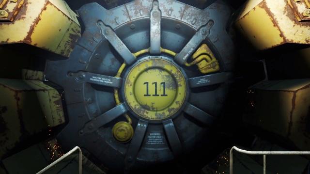 Fallout 4 Vault 111