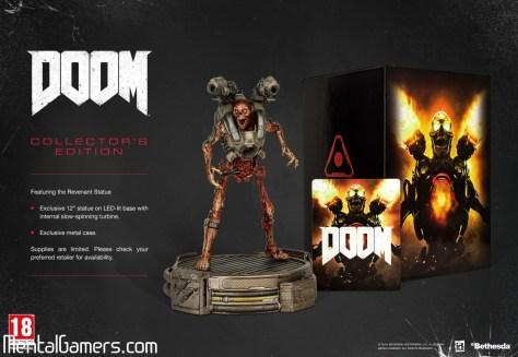 Doom Collectors Edition