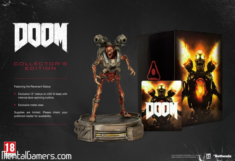 Doom Collectors Edition