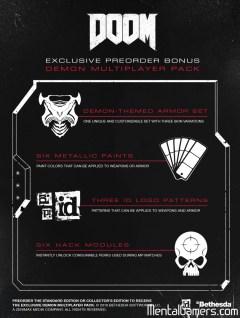 Doom Pre-Order DLC