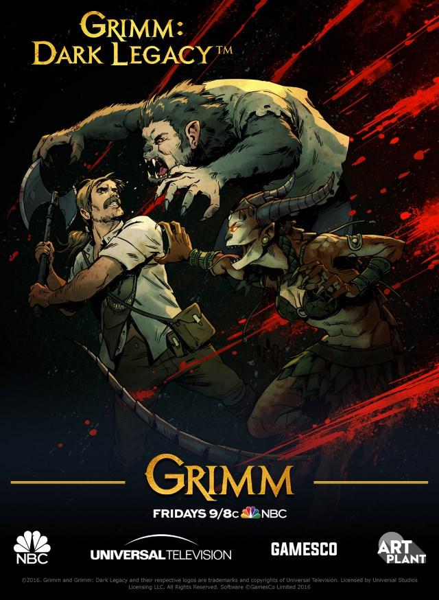 GRIMM Dark Legacy