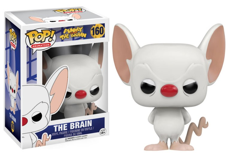 The Brain Pop! Vinyl